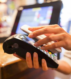 משלמים בנייד ומתפנקים